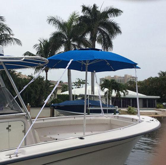 fiberglass boat umbrella